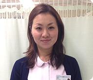 訪問鍼灸マッサージ フラワー治療院 相談主任:徳山 真由子